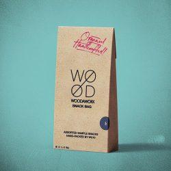 WOODAWORX Snack Bag Samples WAV