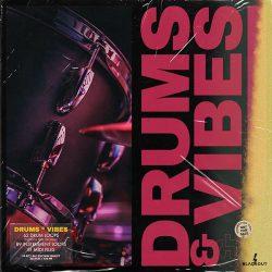 BLVCKOUT Drums & Vibes WAV MIDI