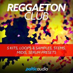 Baltic Audio Reggaeton Club WAV MIDI Serum