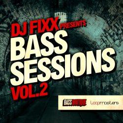 DJ Fixx Presents Bass Sessions Vol. 2 WAV ALP