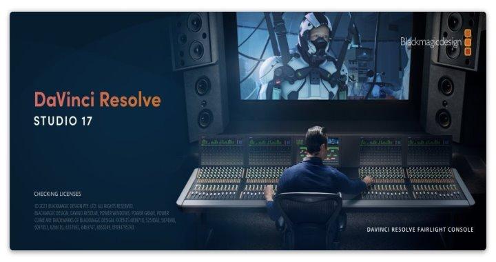 Blackmagic Design DaVinci Resolve Studio v17.3.1.0005 WIN MAC