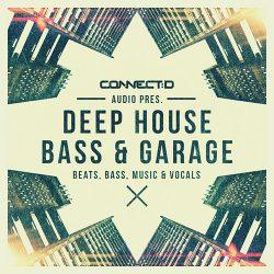 CONNECTD Audio Deep House Bass & Garage WAV