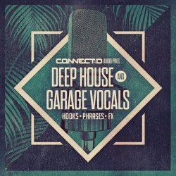 CONNECTD Audio Deep House & Garage Vocals MULTIFORMAT