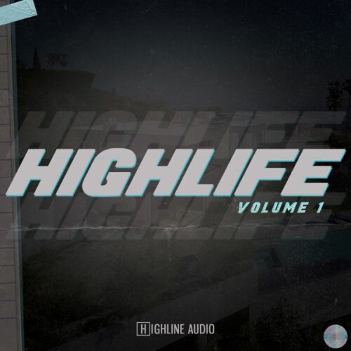 Highline Audio High Life Vol. 1 WAV MIDI