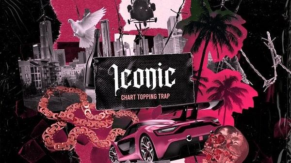 Iconic - Chart Topping Trap WAV