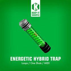 Keep It Sample Energetic Hybrid Trap WAV MIDI