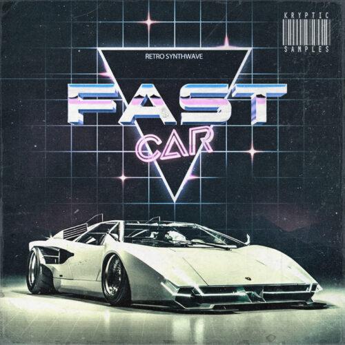 Kryptic Samples Fast Car WAV MIDI