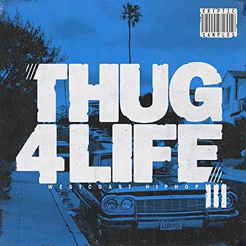 Kryptic Samples Thug 4 Life 3 WAV MIDI