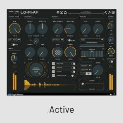 Unfiltered Audio LO-FI-AF v1.0.0 WIN & macOS