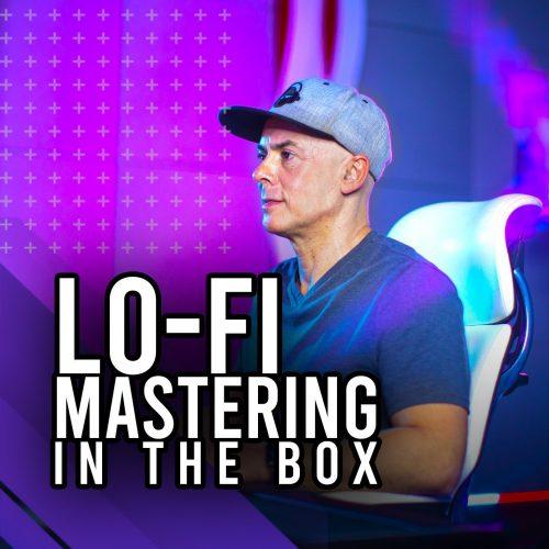 MyMixLab Lo-Fi Mastering In The Box (Luca Pretolesi Tutorial)