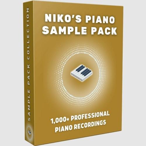 Niko's Piano Sample Pack WAV MIDI