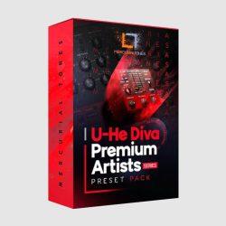 Mercurial Tones - Premium Artist Diva Preset Pack