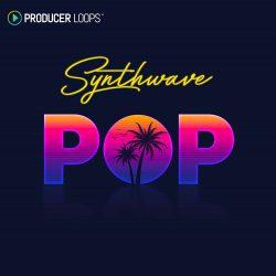 Producer Loops Synthwave Pop WAV