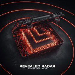 Revealed Recordings Revealed Radar Sample Pack Vol.1 WAV + SERUM SPIRE SYLENTH1 PRESETS