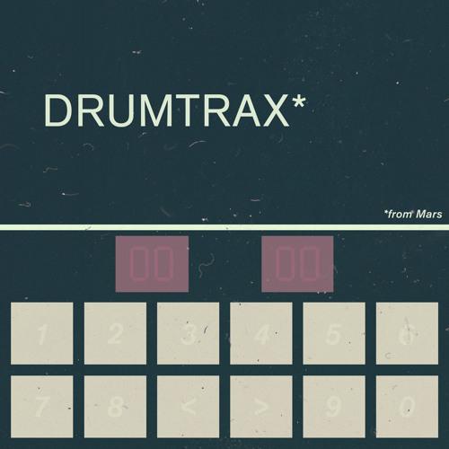 Samples From Mars Drumtrax From Mars MULTIFORMAT