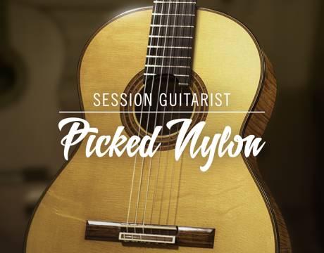 NI Session Guitarist - Picked Nylon KONTAKT