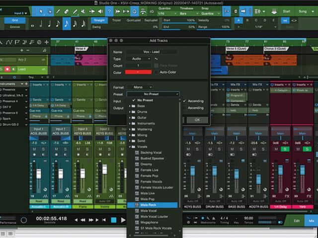 Skillshare Mixing Vocals in Studio One Artist | Music Production TUTORIAL