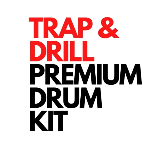 Monosounds Ultimate Drill & Trap Drum kit WAV