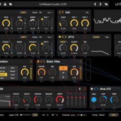 Unfiltered Audio LION v1.3.3 macOS