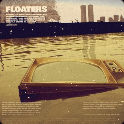 nolyrics Floaters Loop Kit WAV MIDI