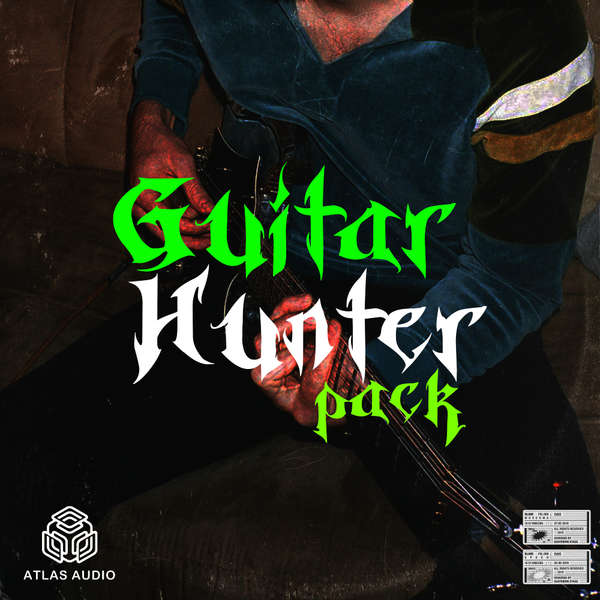 Atlas Audio Guitar Hunter WAV MIDI