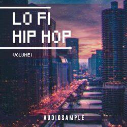 Audiosample Lo Fi Hip Hop Vol 1 WAV