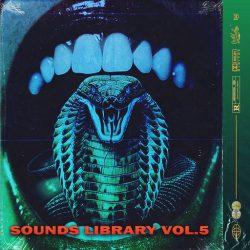 Cartel Loops Sounds Library Vol. 5 WAV MIDI