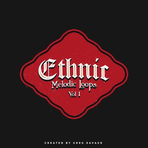 DiyMusicBiz Ethnic Melodic Loops Vol.1 WAV