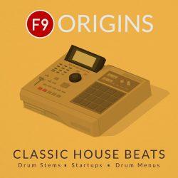 F9 Origins Beats Classic House Beats KONTAKT