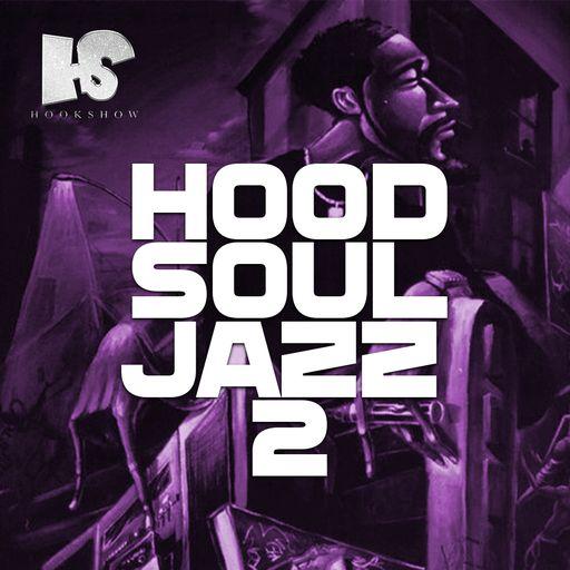 HOOKSHOW Hood Soul Jazz 2 WAV