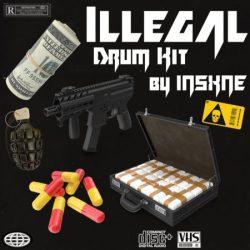 INSXNE «ILLEGAL» 2021 Drill Drum Kit WAV MIDI