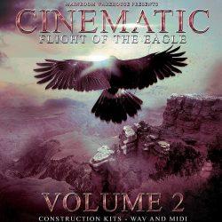 Mainroom Warehouse Cinematic Flight Of The Eagle Volume 2 WAV MIDI