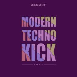 Aequor Sound Modern Techno Kick Part 2 WAV