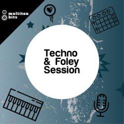 Multiton Bits Techno & Foley Session WAV