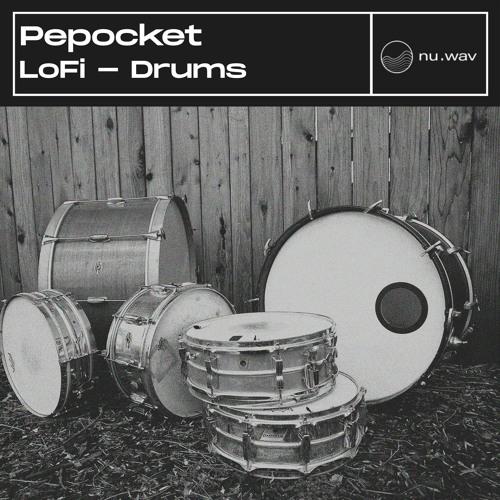 Nu.Wav Penpocket LoFi Drums WAV