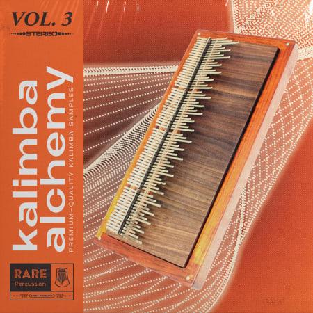 RARE Percussion Kalimba Alchemy Vol. 3 WAV