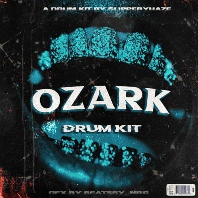 Slippery Haze Slippery Ozark Drumkit WAV