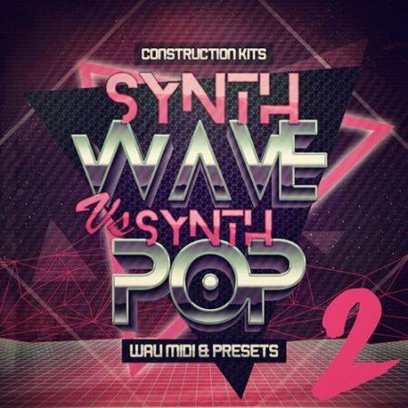 Synthwave Vs Synth Pop 2 WAV MIDI FXP