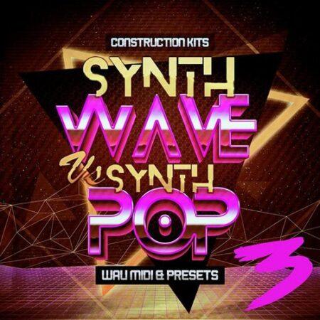 Synthwave Vs Synth Pop 3 WAV MIDI SPF