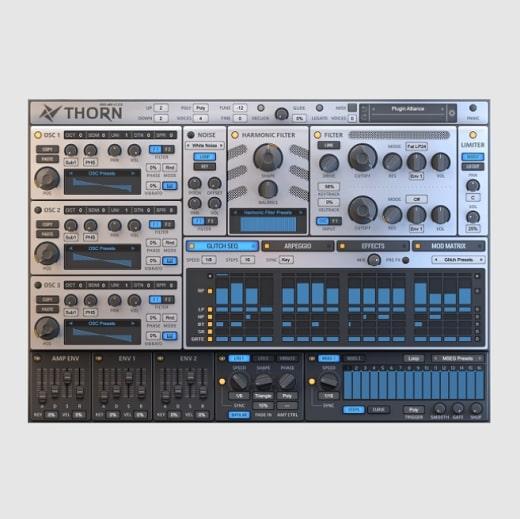 DS Audio Thorn v1.3.0 VST2 VST3 AU AAX