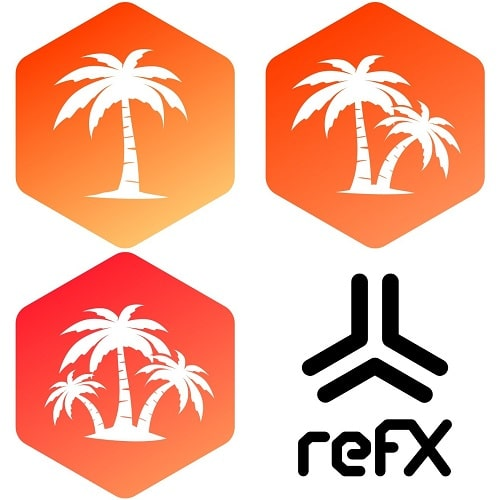 greFX Nexus 3 Expansion - Tropical House 1-3