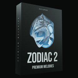 Cymatics ZODIAC VOL 2 - Premium Melody Collection WAV MIDI